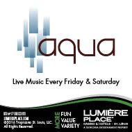 Aqua Live Music