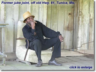 Juke Joint Journey - A road trip with Arthur Williams