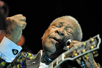BB King passes at 89