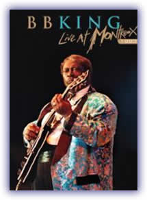B.B. KING, LIVE AT MONTREUX 1993