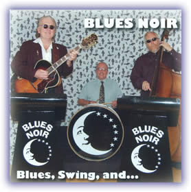 CD image - Blues Noir – Blues, Swing, and…