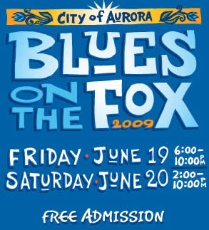 Blues on the Fox