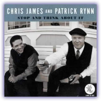 Chris James and Patrick Rynn – Stop And Think About It