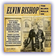 Photo of Elvin Bishop – The Blues Rolls On CD