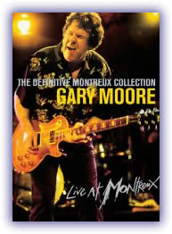 GARY MOORE: DEFINITIVE MONTREUX