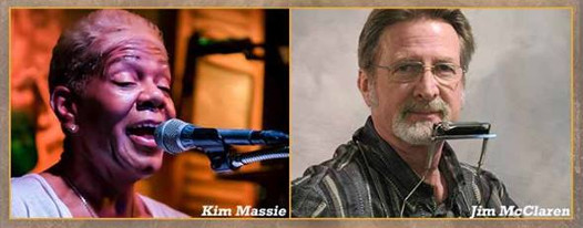 Kim Massie and Jim McClaren