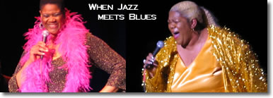 Jazz meets Blues