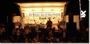 Old Webster Jazz & Blues Festival