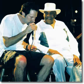 Me and Bobby Bland