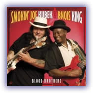Smokin' Joe Kubek & Bnois King – Blood Brothers