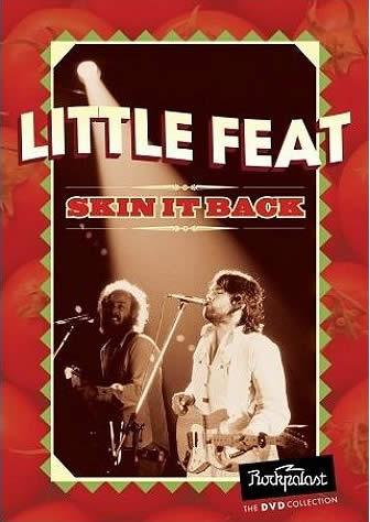 Stlblues Reviews Little Feat Skin It Back Dvd