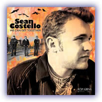 Image of SEAN COSTELLO - WE CAN GET TOGETHER