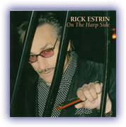 STLBlues Reviews :: Rick Estrin – On The Harp Side