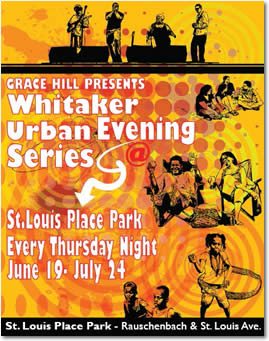 Whitaker Urban Evening Series - Presented by Grace Hill