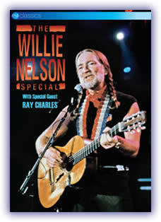 Willie Nelson Special with Special Guest Ray Charles