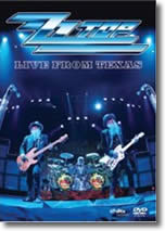 Live from Texas (DVD)